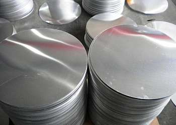 Disco de aluminio para repuxo