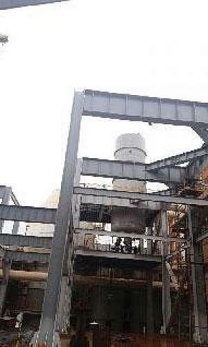 Empresas de montagem de estruturas metálicas