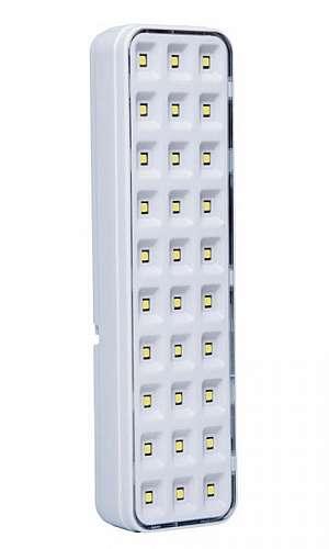 Luminária de emergência 2200 lumens