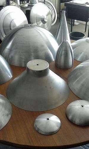 Precivale repuxacão de metais