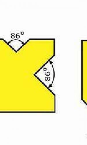 Punção e matriz