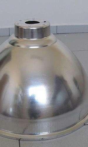 Repuxação de luminárias