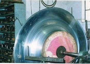 Repuxo de metais em sp