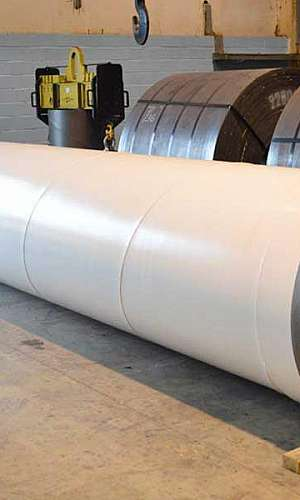 Tubos de aço carbono